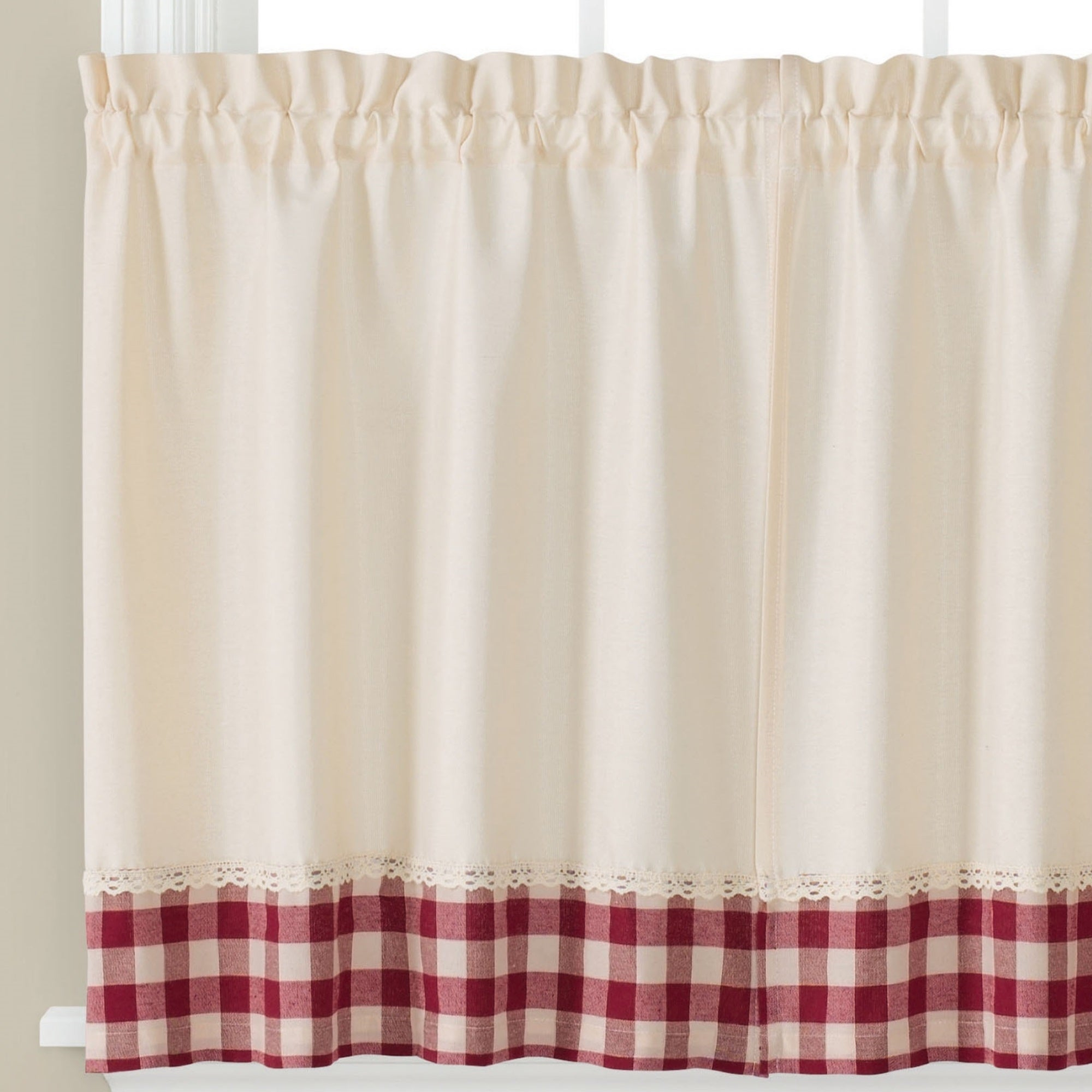 Skl Home Cumberland 24 Inch Tier Pair In Garnet Inside Cumberland Tier Pairs In Dove Gray (View 13 of 20)