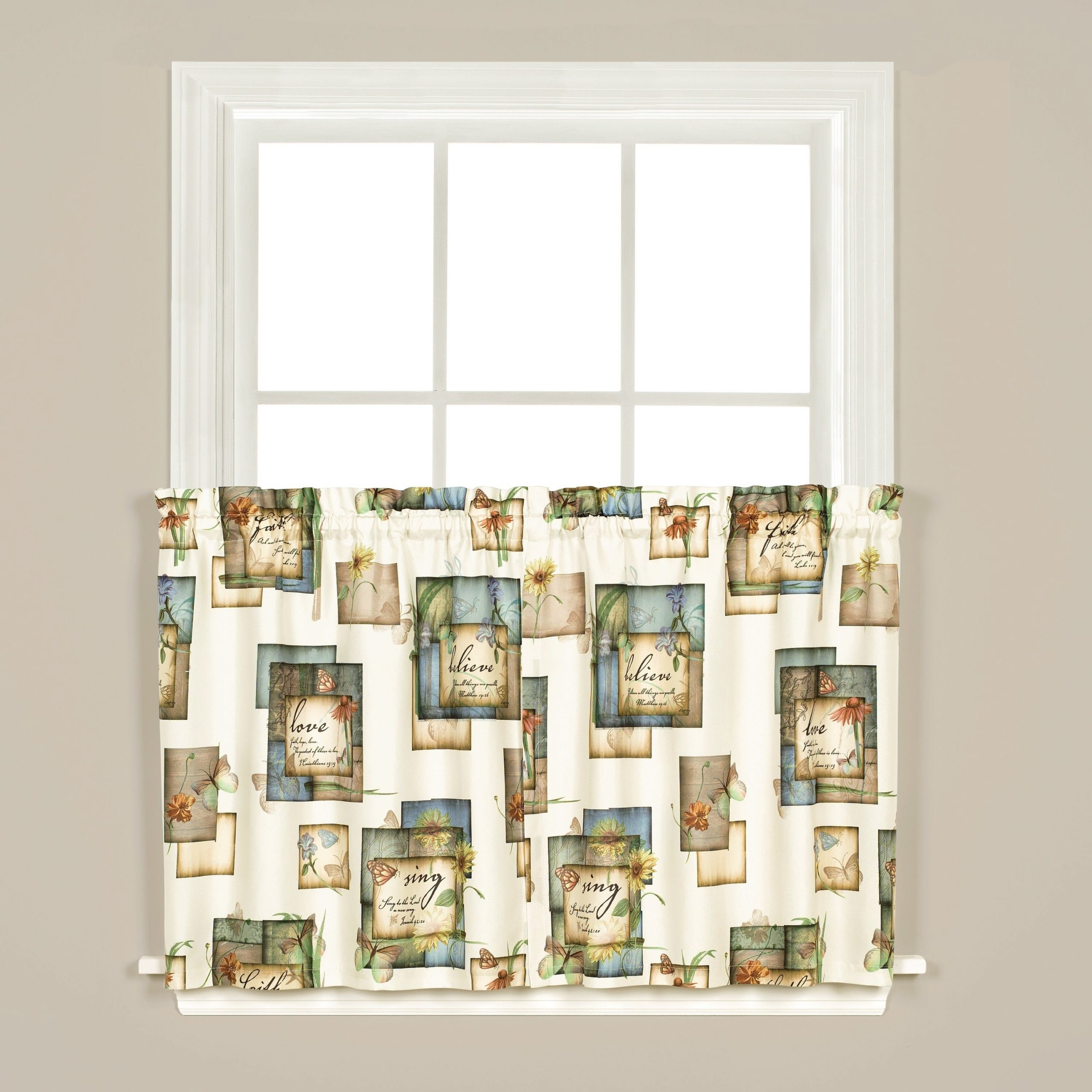 Skl Home Natures Hope 24 Inch Tier Pair Inside Seabreeze 36 Inch Tier Pairs In Ocean (View 16 of 20)