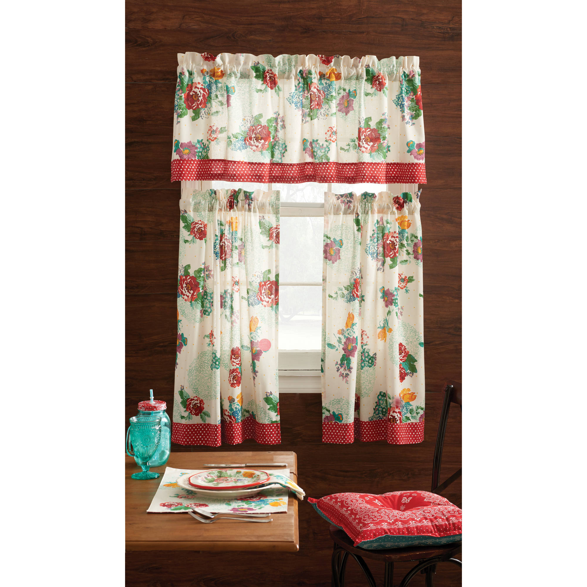 Surprising Basement Window Curtains Target Valances Within Classic Kitchen Curtain Sets (View 20 of 20)