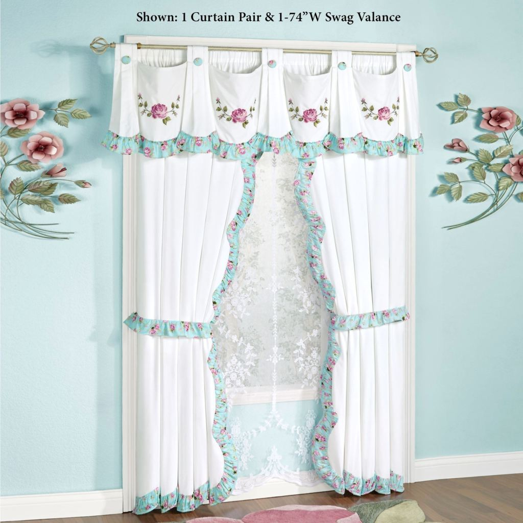 Touch Of Class Valances – Proslimelt (View 16 of 20)