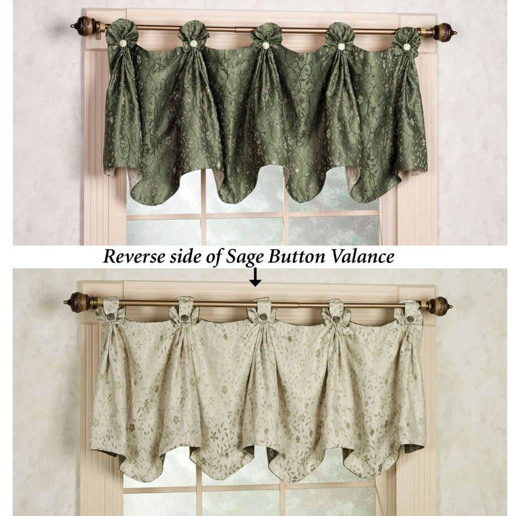 Touch Of Class Valances – Proslimelt (View 17 of 20)
