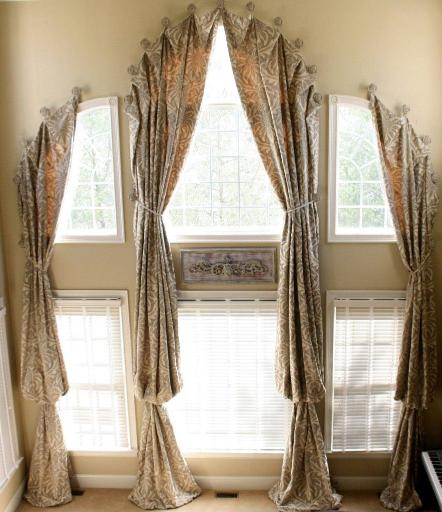 Valances Home Plants Curtains Ideas Waverly Window Depot Pertaining To Medallion Window Curtain Valances (View 17 of 20)