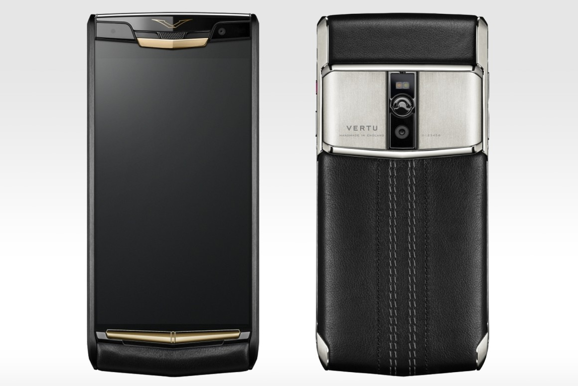 Vertu's New Signature Touch Has Top Specs And A Sky High With Touch Of Spring 24 Inch Tier Pairs (View 15 of 20)