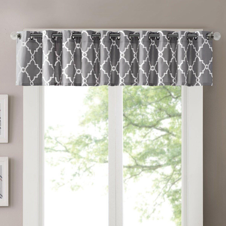 Winnett Light Filtering 50 Curtain Valance Pertaining To Luxury Light Filtering Straight Curtain Valances (View 5 of 20)