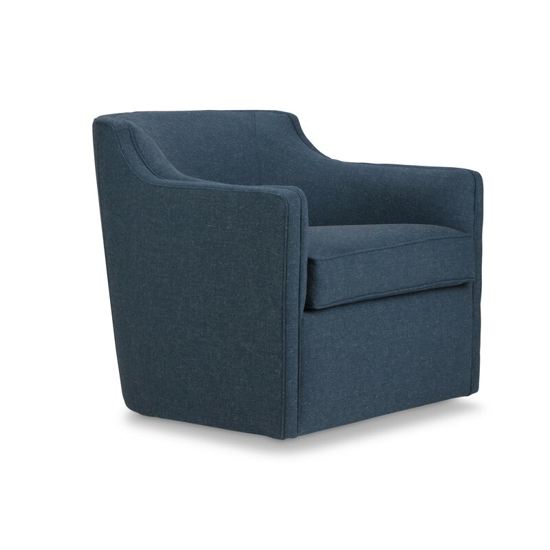 Innisfil Swivel Armchair Throughout Kasha Armchairs (View 18 of 20)
