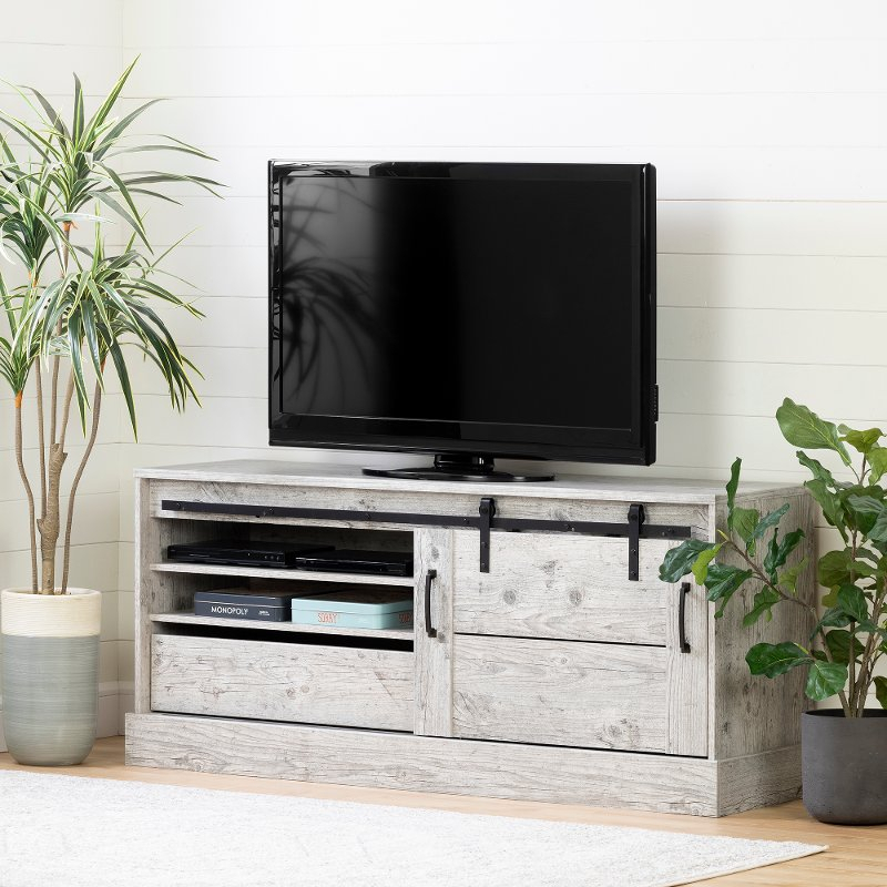 """65 Inch Seaside Pine Tv Stand – Harma 
