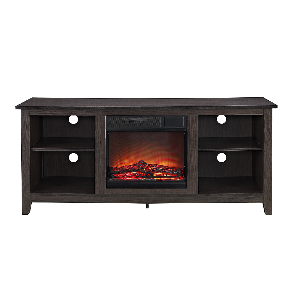 """65 Inch Tv Stand With Fireplace With Regard To Adalberto Tv Stands For Tvs Up To 65"""" (View 2 of 15)"""
