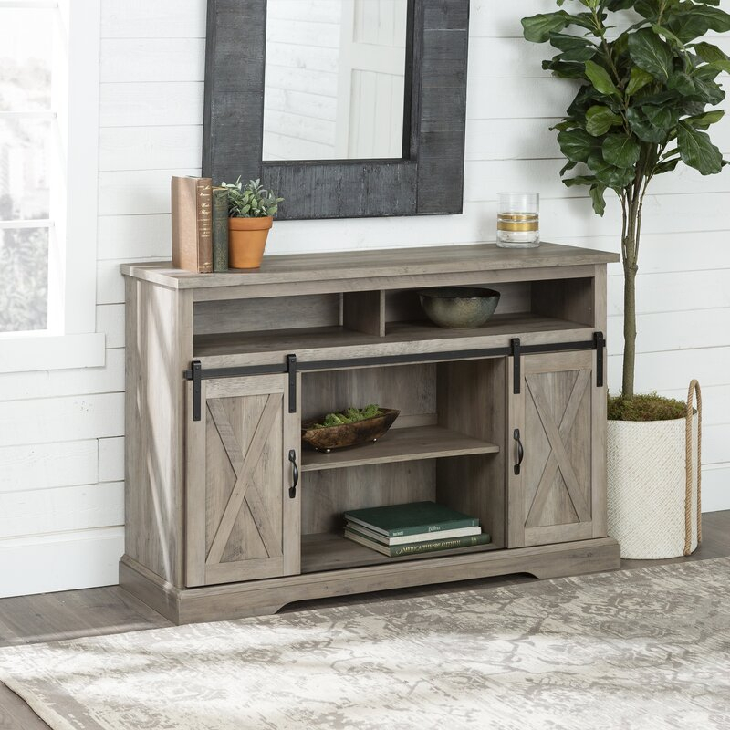 """Berene Tv Stand For Tvs Up To 56"""" & Reviews 