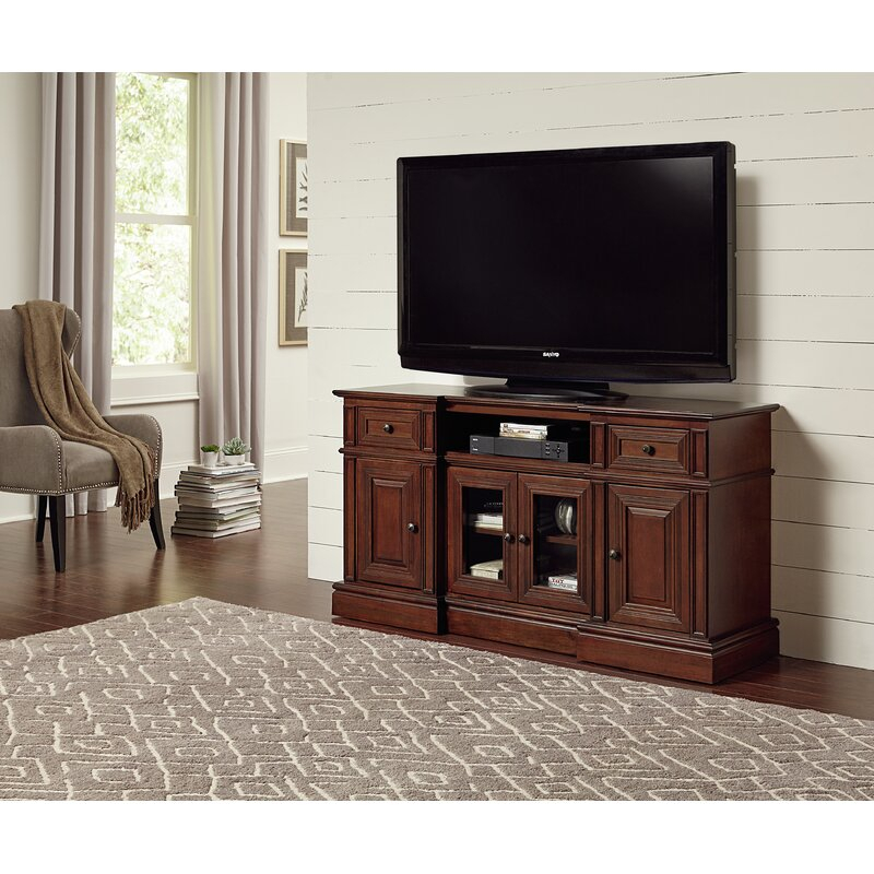 """Birch Lane™ Heritage Albertyne Tv Stand For Tvs Up To 65 Throughout Adalberto Tv Stands For Tvs Up To 65"""" (View 8 of 15)"""