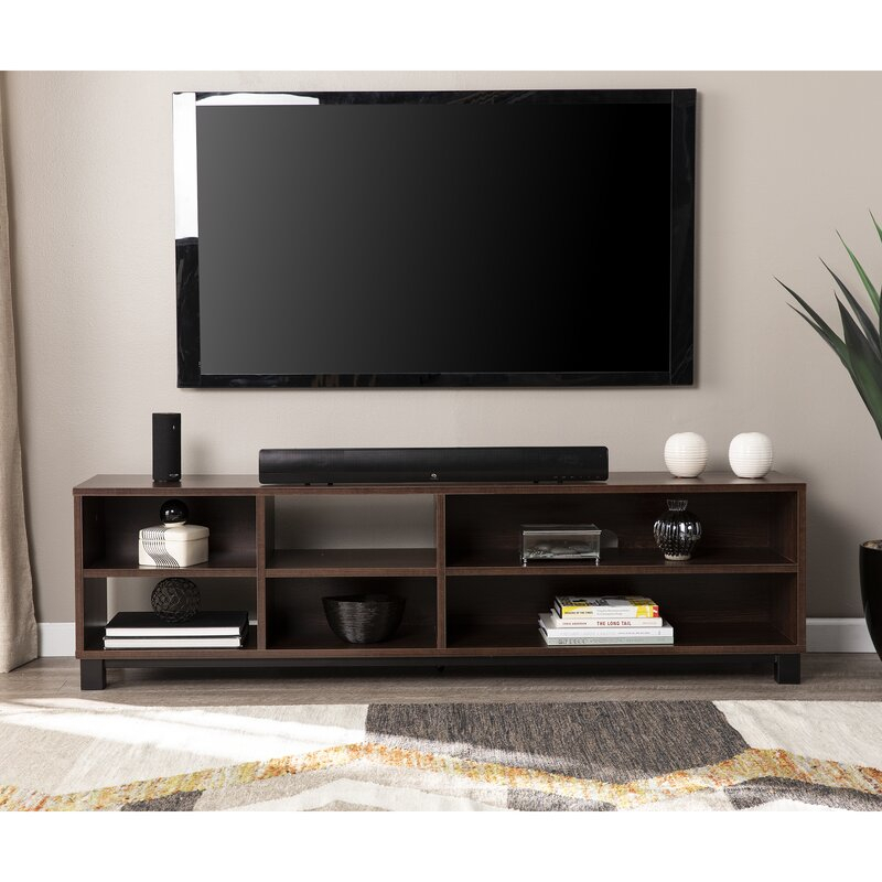 """Featured Photo of Lederman Tv Stands For Tvs Up To 70"""""""