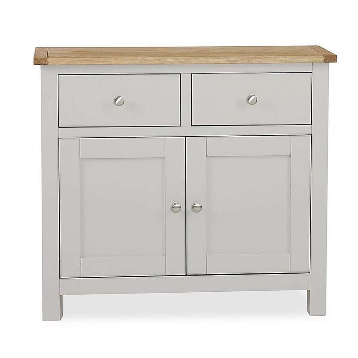 """Bromley Grey Sideboard 