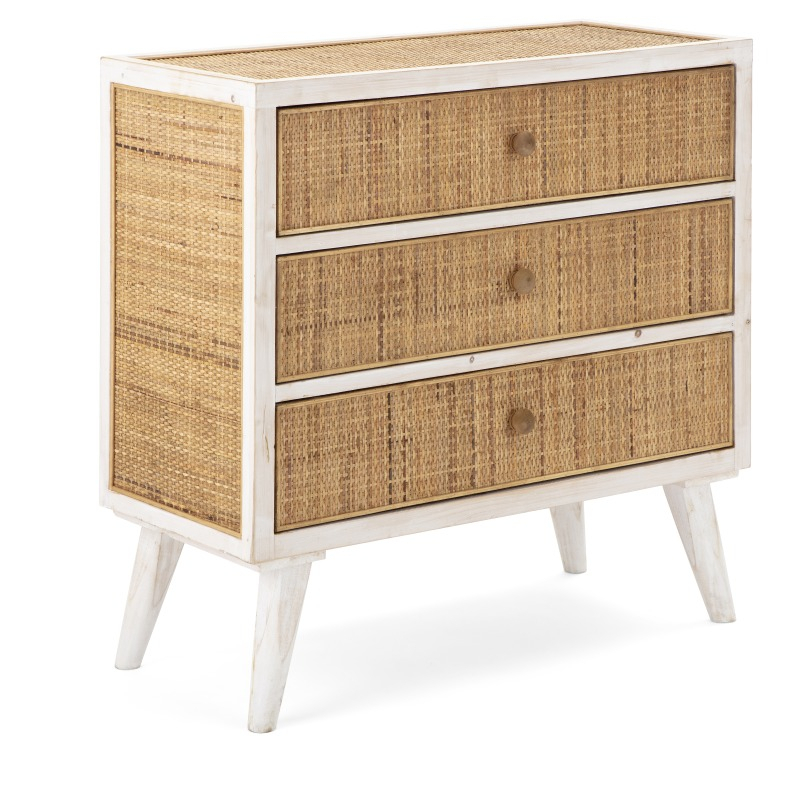 Capri 3 Drawer Cabinetimax – 20552   Deets Furniture Within Kaysville  (View 14 of 15)