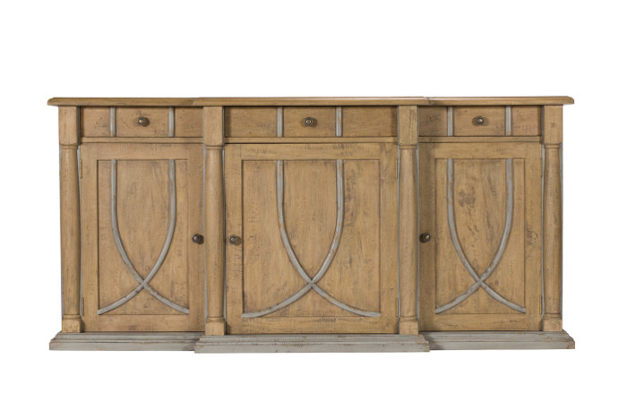 """Carolina Apollo Wide Sideboard 