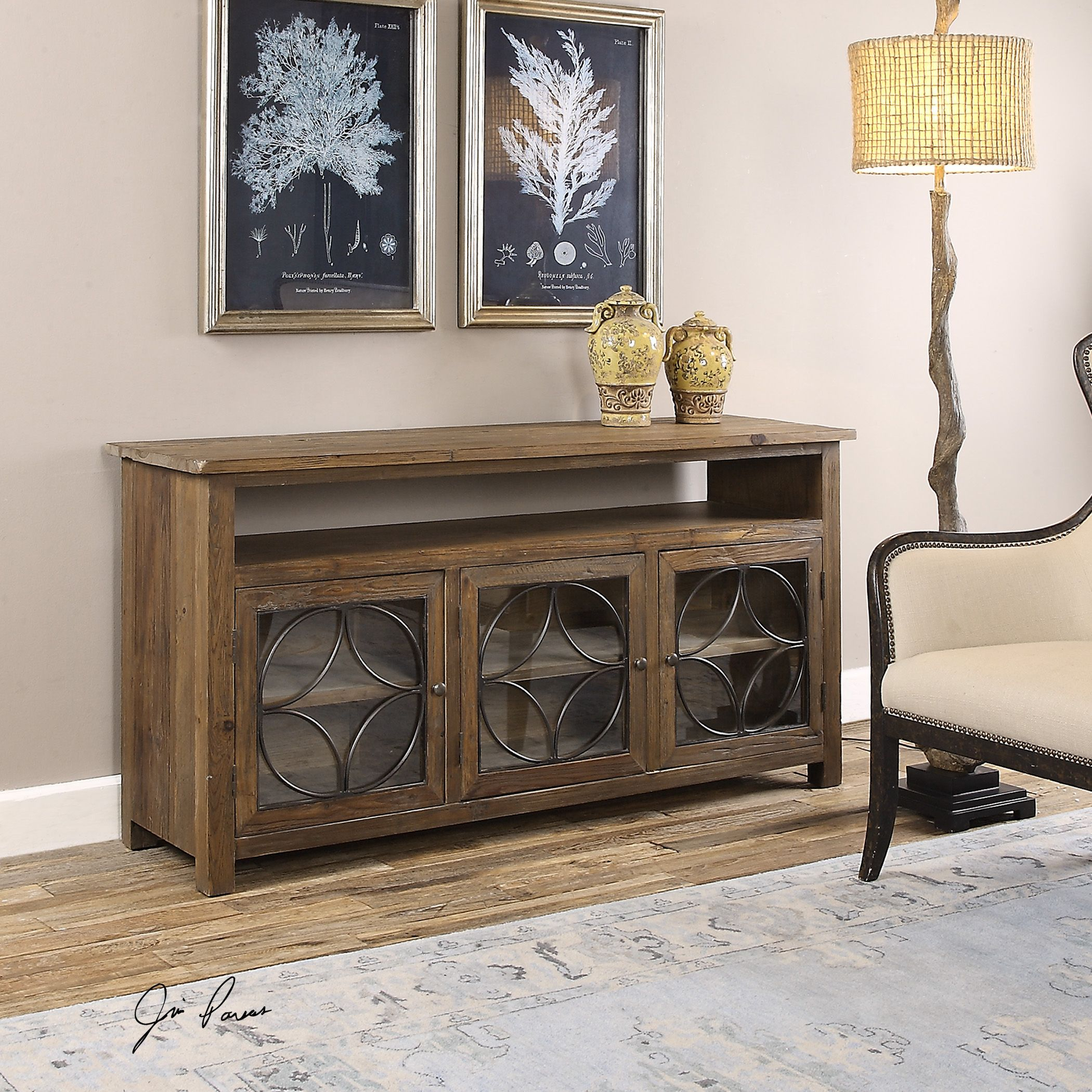 """Dearborn, Credenza 