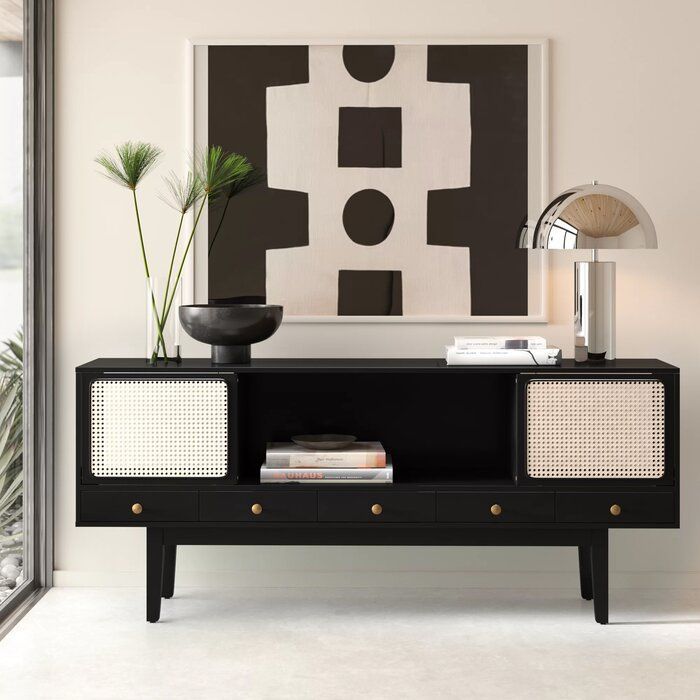 """Dwight Tv Stand For Tvs Up To 70"""" (with Images) 
