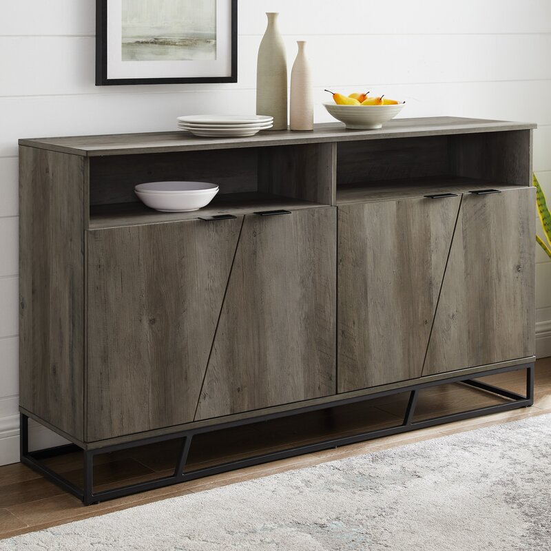 """Fritch 58"""" Wide Sideboard & Reviews 