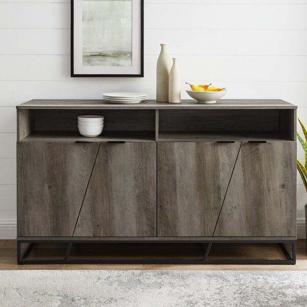 """Fritch 58"""" Wide Sideboard 