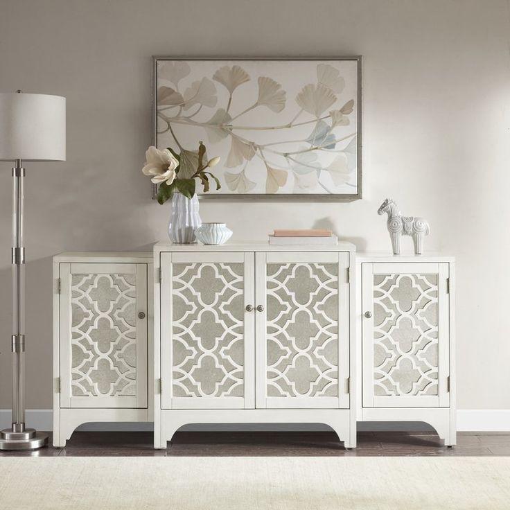 "Gartner 68"" Wide Sideboard | Home Decor, Kitchen Cabinet In Palisade 68"" Wide Sideboards (View 4 of 15)"