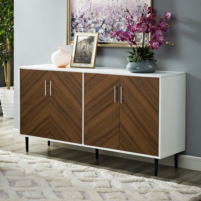 """Givens 58"""" Wide Sideboard 