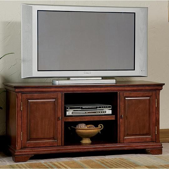 Home Styles 56 Inch Tv Stand | At Home Furniture Store Pertaining To Kemble Tv Stands For Tvs Up To (View 15 of 15)