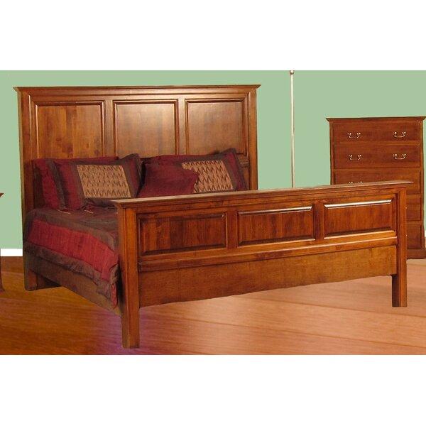 Honey Oak King Bed   Wayfair Within Lacluta Sideboards (View 10 of 15)