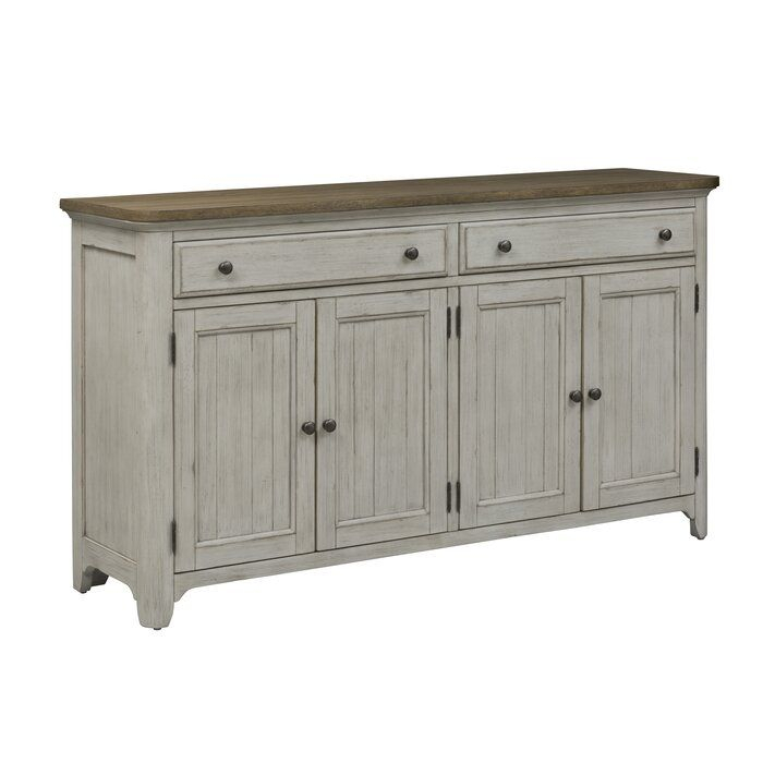 """Konen 68'' Wide 2 Drawer Sideboard In 2020 