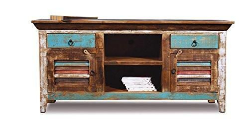 """La Boca Shutter Door Tv Stand – 60"""" 