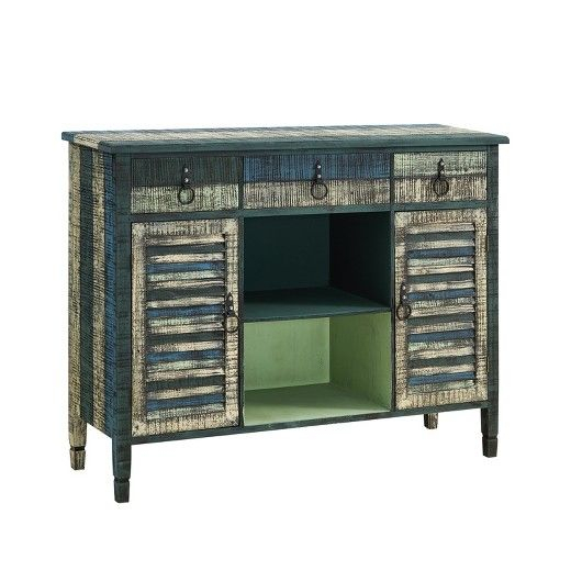 """Marley Buffet Server Distressed – Powell Company 