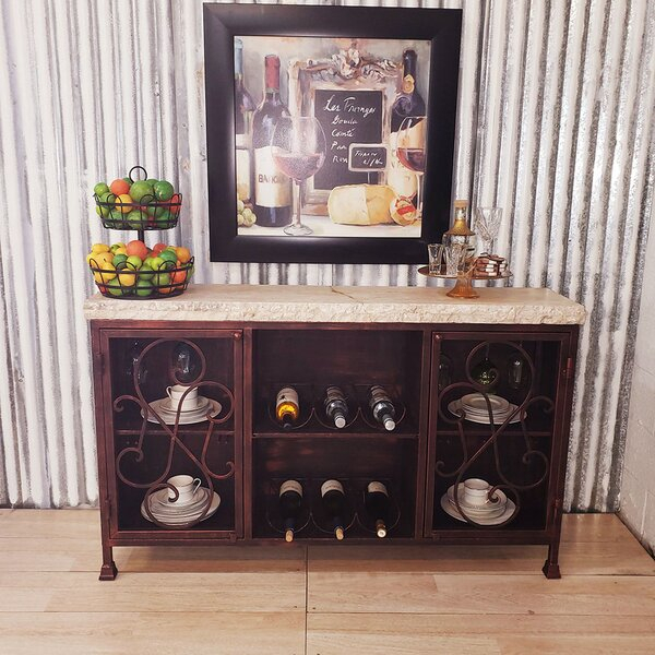 """Mexportssusana Molina 66"""" Wide Buffet Table 