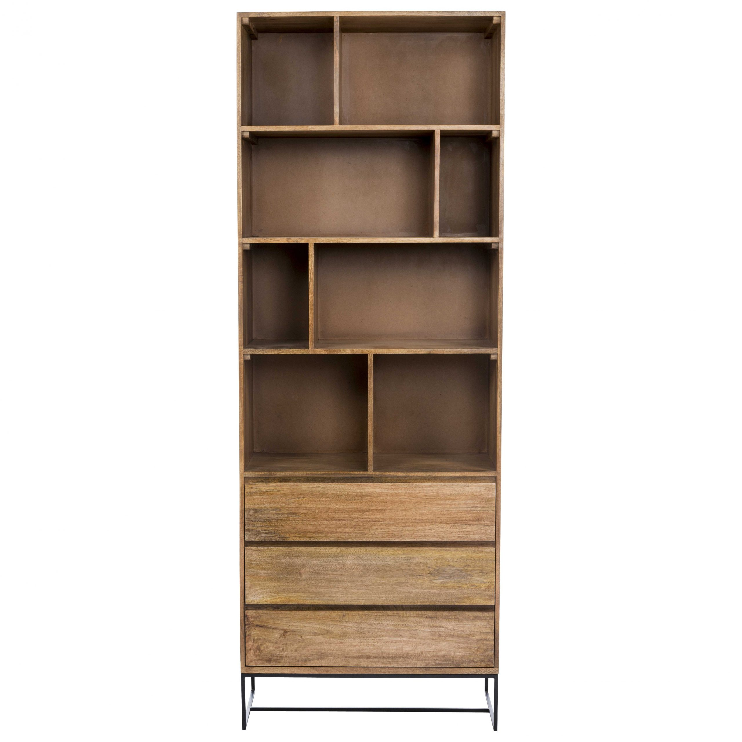 Moe's Home Collection Colvin 31.5'' X 16'' Natural Shelf With Regard To Kaysville  (View 13 of 15)