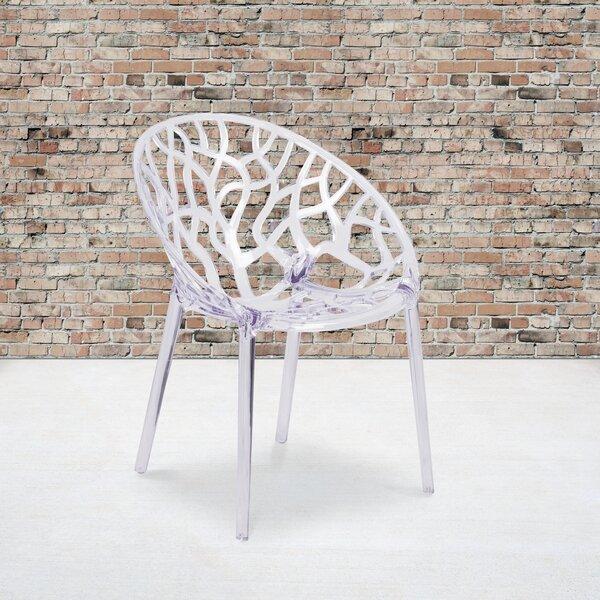 Orren Ellis Keeney Contemporary King Louis Back Side Chair Throughout Keeney Sideboards (View 11 of 15)