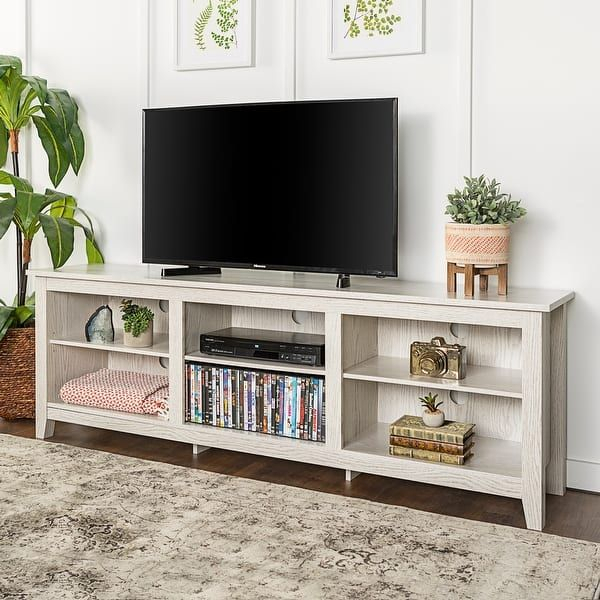 """Overstock: Online Shopping – Bedding, Furniture Pertaining To Lederman Tv Stands For Tvs Up To 70"""" (View 15 of 15)"""