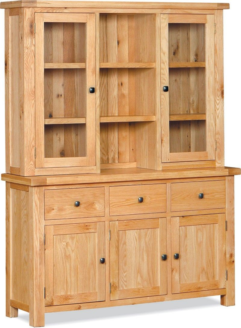 """Pin On Kitchen Designs Throughout Millstadt 52"""" Wide 3 Drawer Pine Wood Buffet Tables (View 12 of 15)"""