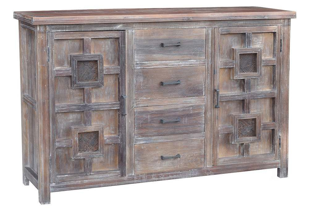 """Pin On Living Room In Barkell 42"""" Wide 2 Drawer Acacia Wood Drawer Servers (View 6 of 15)"""