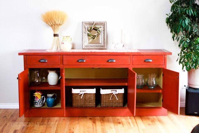 Planked Wood Sideboard | Diy Furniture, Diy Furniture Within Keeney Sideboards (View 15 of 15)