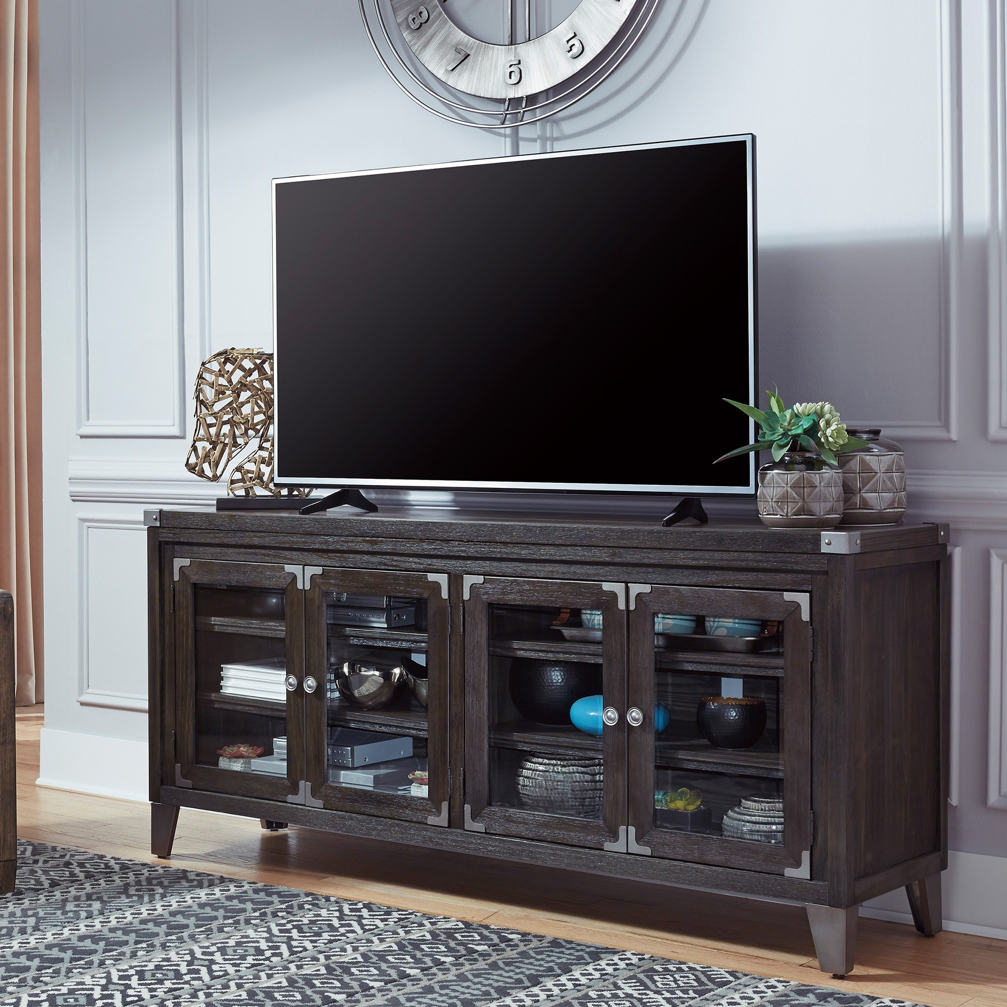 """Todoe 70 Inch Xl Tv Stand – Bernie & Phyl's Furniture – In Lederman Tv Stands For Tvs Up To 70"""" (View 3 of 15)"""