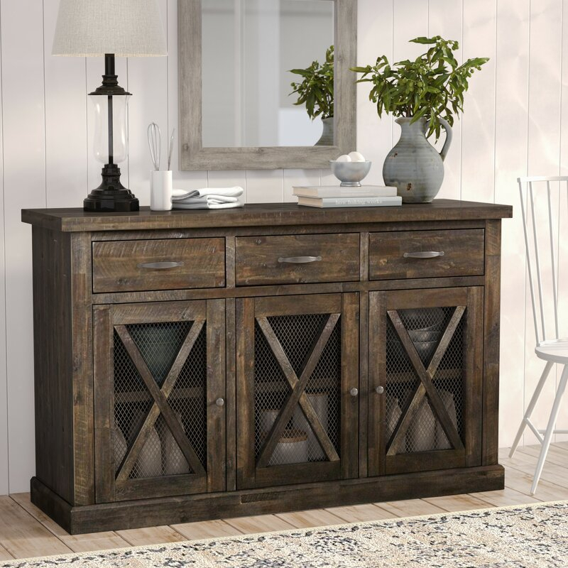 """Top 9 Best Mexican Sideboards And Buffets In 2020 – Buyer Pertaining To Albright 58"""" Wide 3 Drawer Sideboards (View 2 of 15)"""
