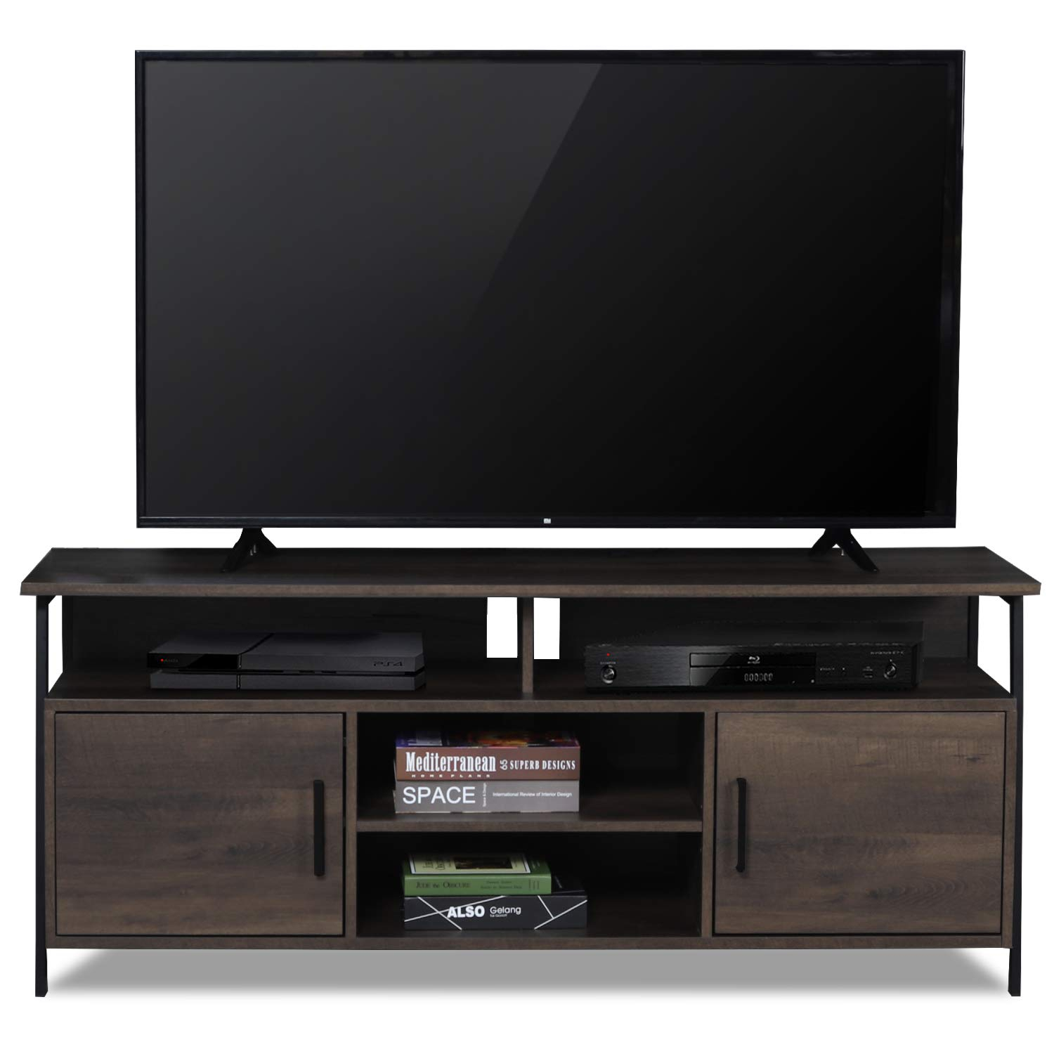 """Tv Stand For Tvs Up To 58"""",tv Cabinet Modern Living Room Intended For Jace Tv Stands For Tvs Up To 58"""" (View 3 of 15)"""