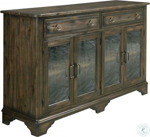 """Wildfire Ember Server From Kincaid (86 090)   Coleman Inside Barkell 42"""" Wide 2 Drawer Acacia Wood Drawer Servers (View 14 of 15)"""