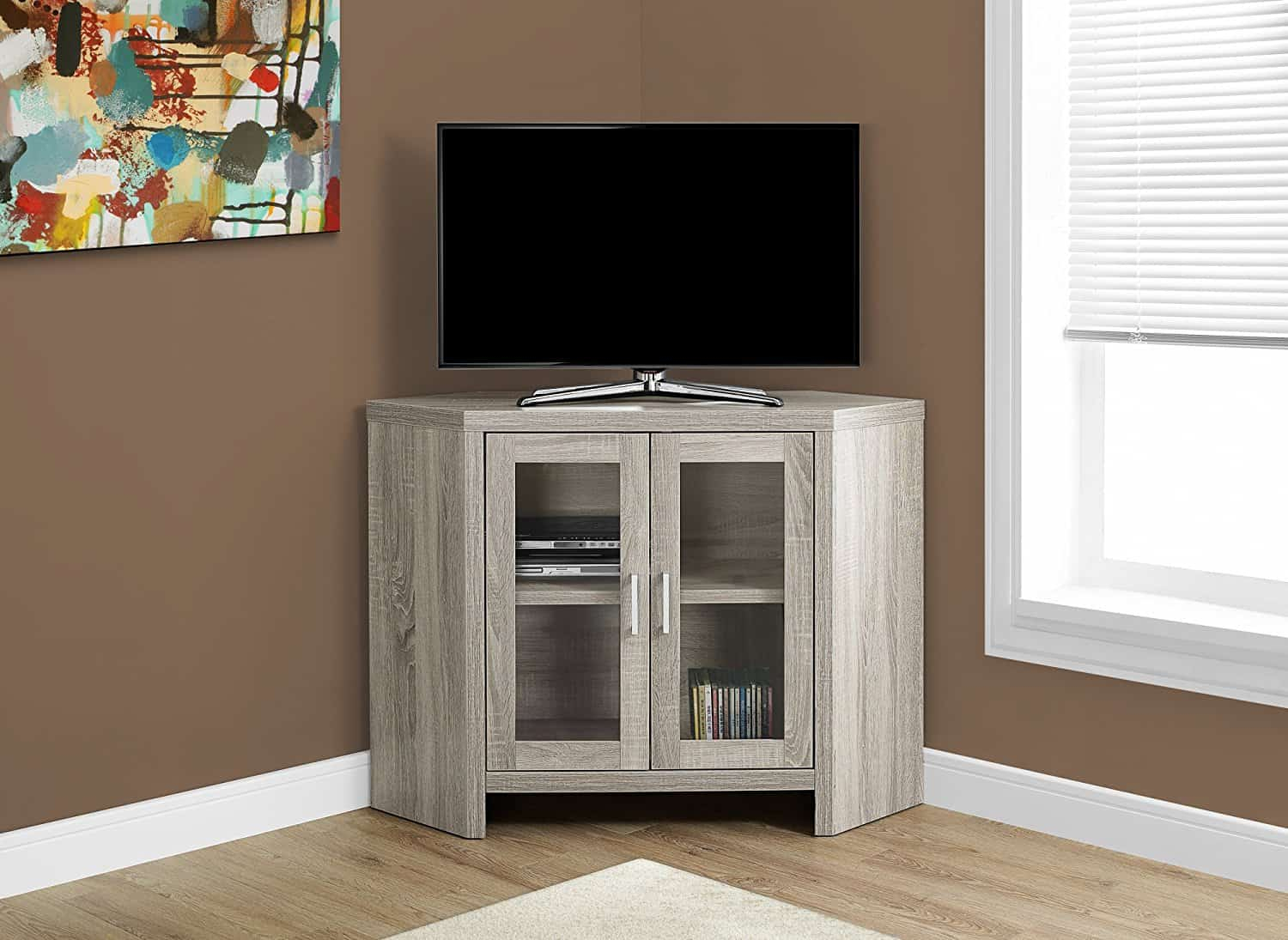 13 Perfectly Small Corner Cabinet Ideas For 2021 (kitchen With Low Corner Tv Stands (View 9 of 15)