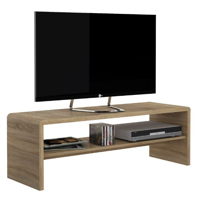 4 You Wide Coffee Table Tv Unit In Sonama Oak With Regard To Tiva Ladder Tv Stands (View 7 of 11)