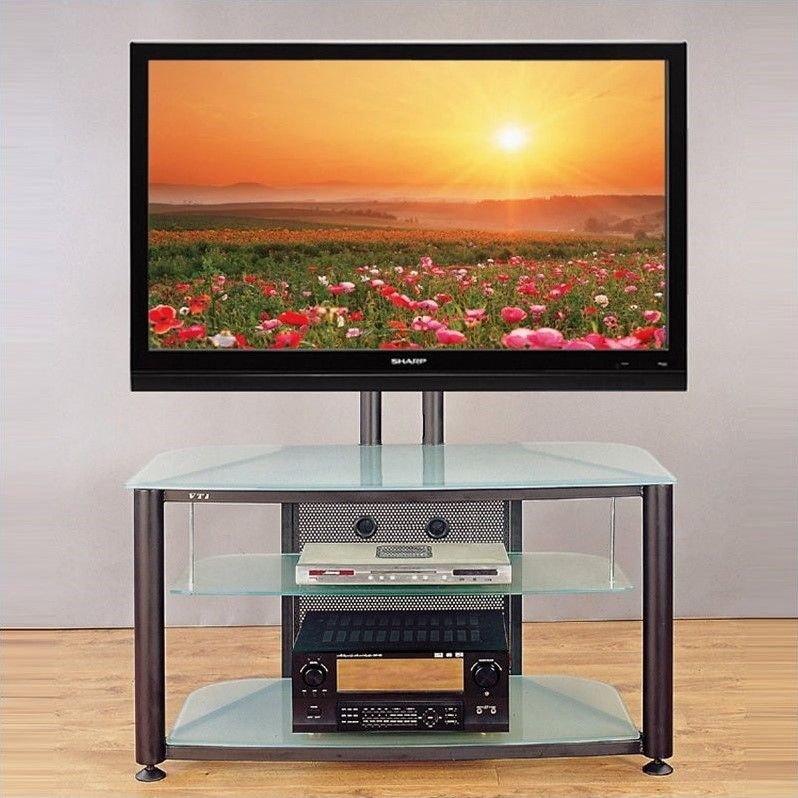 """55"""" Flat Panel Tv Stand – Rfr403xx With Regard To Easel Tv Stands For Flat Screens (View 5 of 15)"""