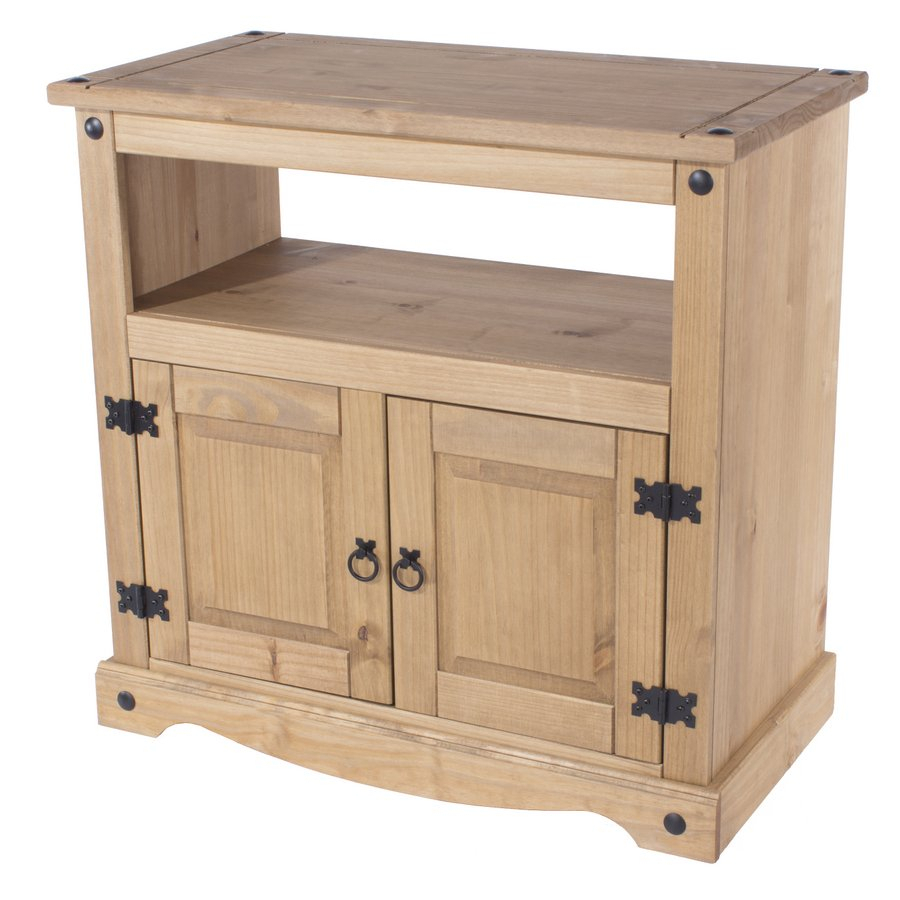 Abdabs Furniture – Corona Pine Tv Cabinet For Corona Pine 2 Door 1 Shelf Flat Screen Tv Unit Stands (View 11 of 15)