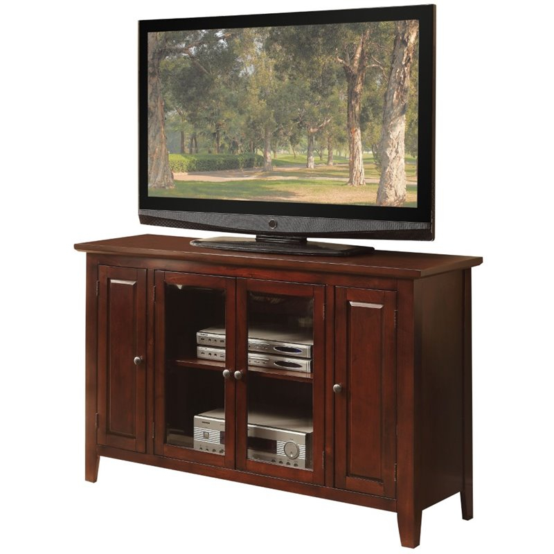 """Acme Vida Tv Stand For Flat Screen Tvs Up To 60"""" – Walmart Inside Easel Tv Stands For Flat Screens (View 14 of 15)"""