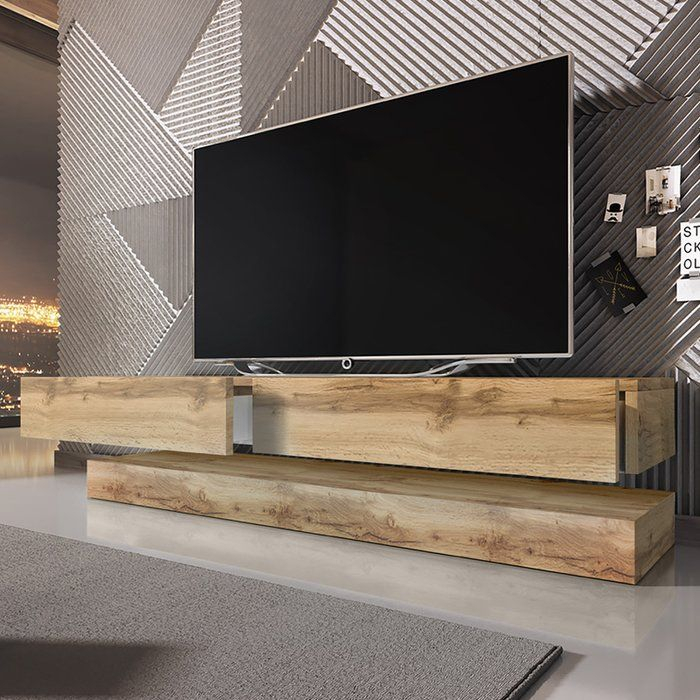 """Aviator Tv Stand For Tvs Up To 50""""   Living Room In 2019 With Aaliyah Floating Tv Stands For Tvs Up To 50"""" (View 10 of 15)"""