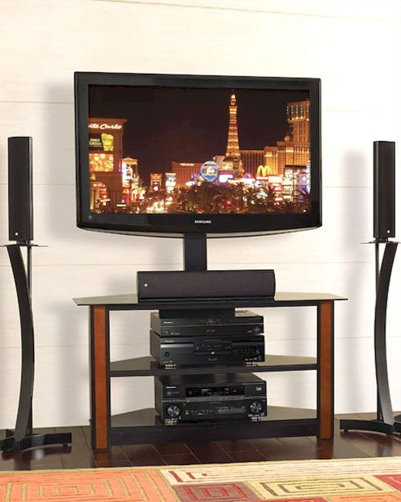 Bello – Flat Panel Swivel Tv Stand Be Tpc 2127 In Easel Tv Stands For Flat Screens (View 2 of 15)