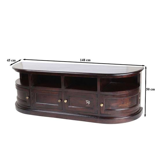 Buy Oval Tv Unit Online In Sydney Pertaining To Oval Tv Unit (View 13 of 15)