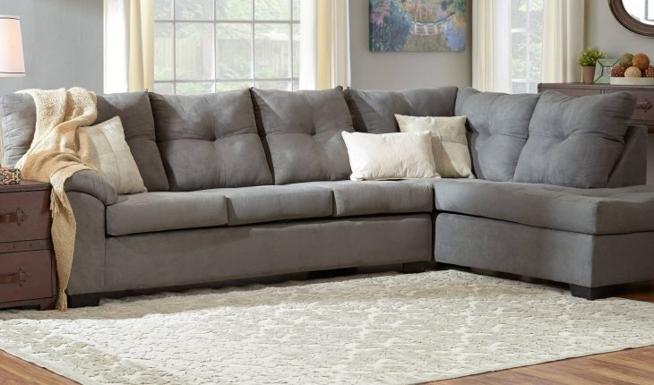 Camden Right Hand Facing Sectionalthree Posts Review Intended For Hannah Right Sectional Sofas (View 13 of 15)