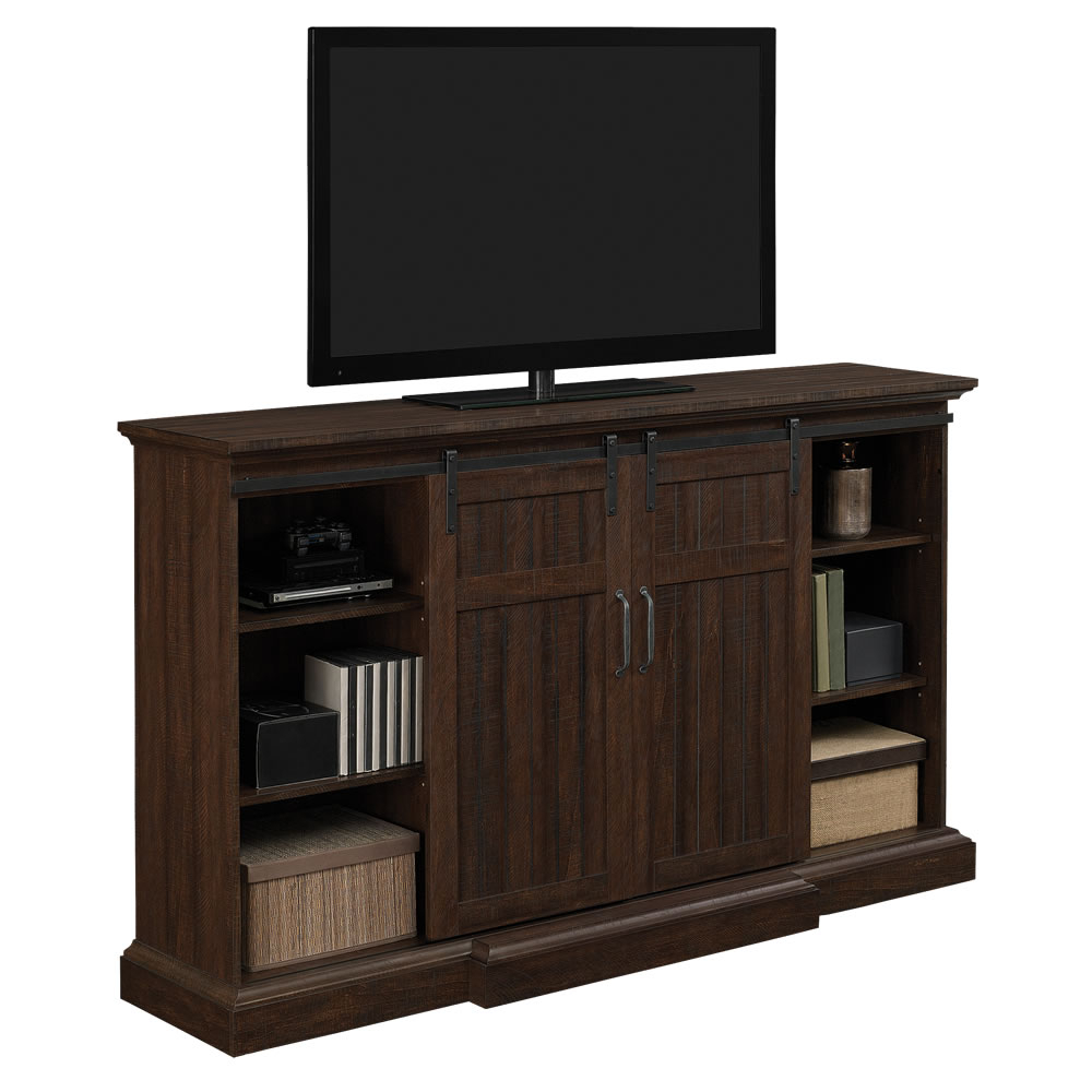 Classicflame Manning Tv Stand With Electric Fireplace Pertaining To Twin Star Home Terryville Barn Door Tv Stands (View 12 of 15)