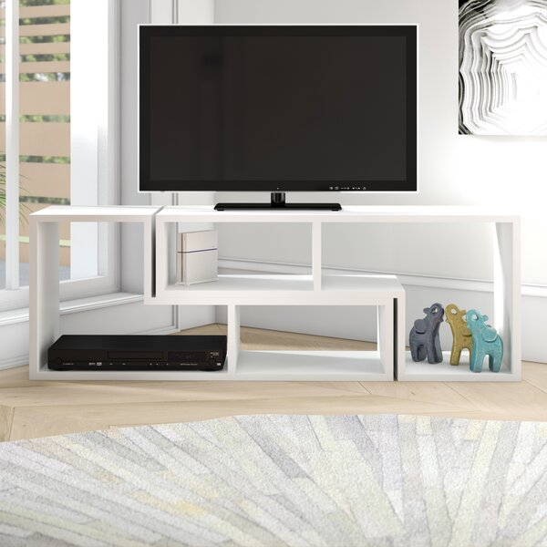 """Ebern Designs Bynum Tv Stand For Tvs Up To 55"""" & Reviews Intended For Baba Tv Stands For Tvs Up To 55"""" (View 11 of 15)"""
